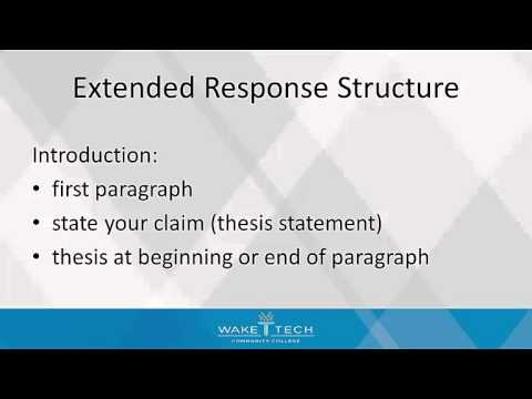 examples of essay for ged writing