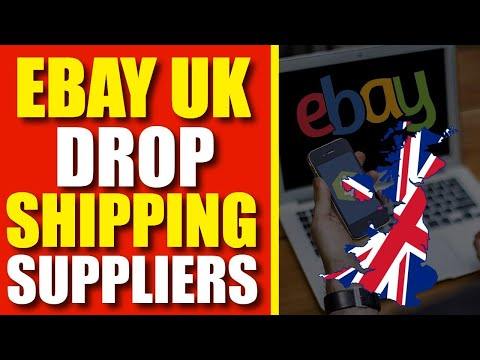 EBay Dropshipping  Suppliers UK (4 Retailers You Can Use)