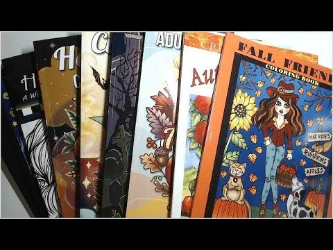 """flip-through-""""not""""-friday---favorite-autumn-and-halloween-coloring-books"""