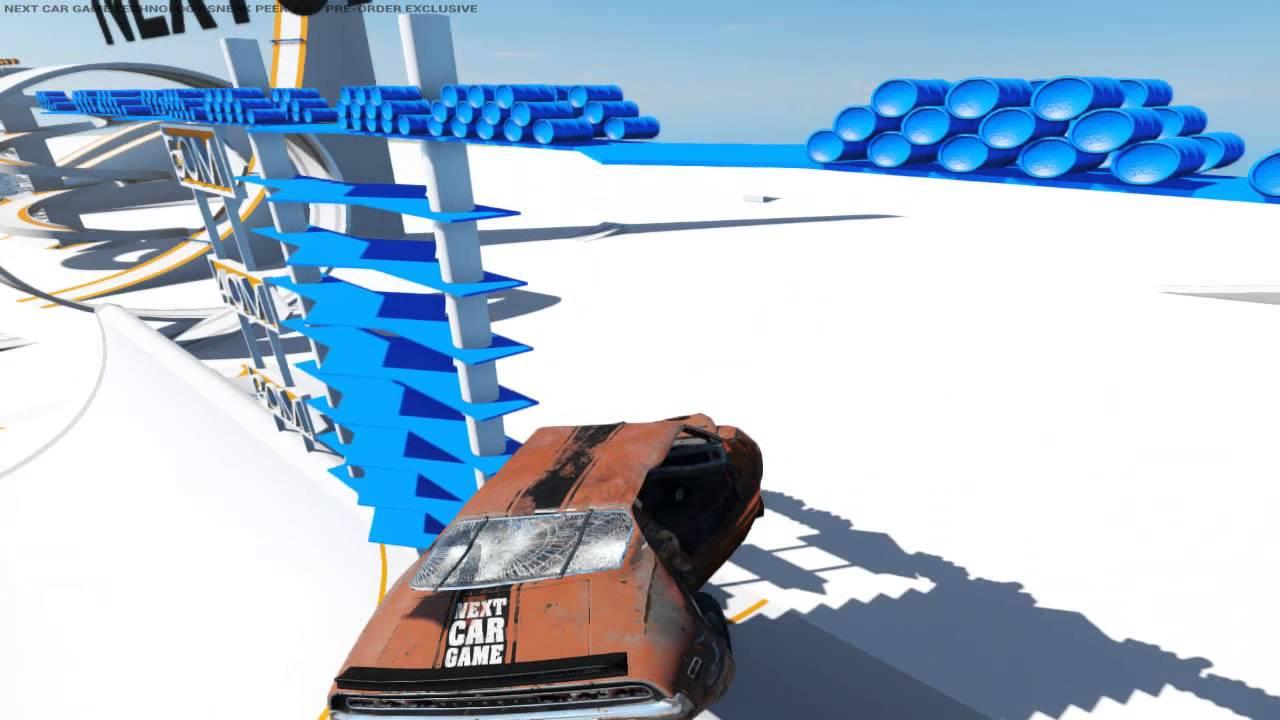 Next Car Game Technology Sneak Peek Gameplay Download No