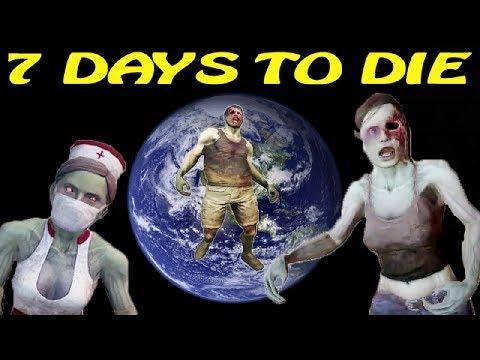 7 Days to Die Alpha 16 ► Зомби в офисе ► №32 (16+) (Стрим)