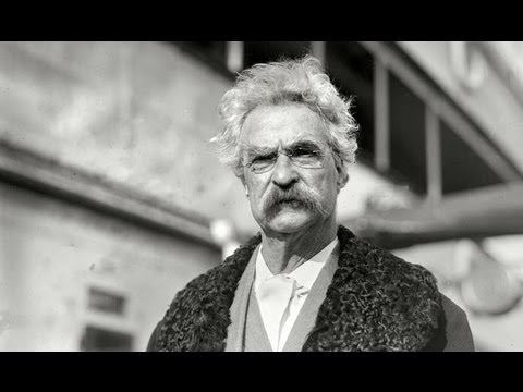 Happy Birthday Mark Twain; Huck Finn Author Born 176 Years Ago Today