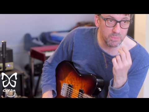 Gray Guitars presents - Graham Coxon (Blur, solo artist) - interview, riffs, history and gear