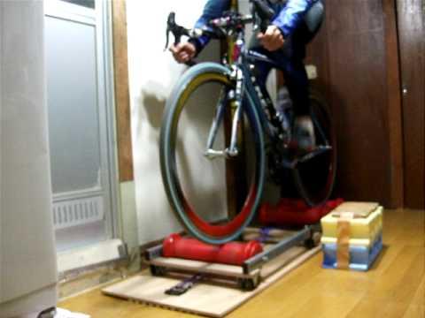 diy free motion roller test 3 3 avi youtube. Black Bedroom Furniture Sets. Home Design Ideas