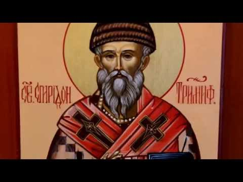 Святитель Спиридон Тримифунтский житие, икона