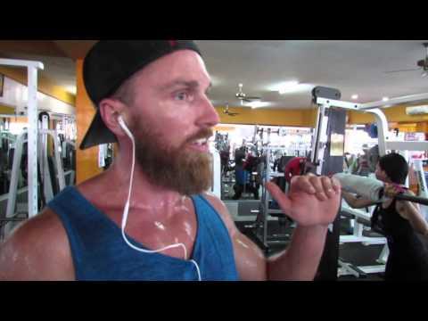 Hammerhead Gym Bali Vlog