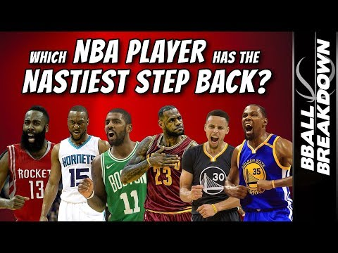 Which NBA Player Has The NASTIEST STEP BACK?