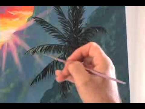 Palmiye Agaci Yapimi Youtube