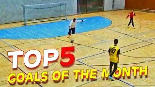 TOP 5 GOALS OF THE MONTH #04 | 2014