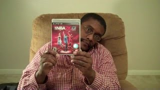 EARLY NBA 2K13 (PS3) UNBOXING with M4d Ski11z
