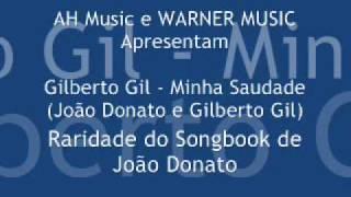 15   Minha Saudade   Gilberto Gil