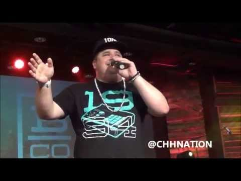B Cooper Live at Flavor Fest 2014 (@IamBcooper @RMGtweets @CHHNATION)