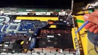 hp pavilion envy laptop m6 beats disassembly   computer repair