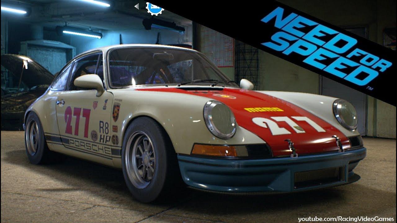 Need For Sd 2015   Porsche 277 Gameplay   Magnus' Porsche 911 ...