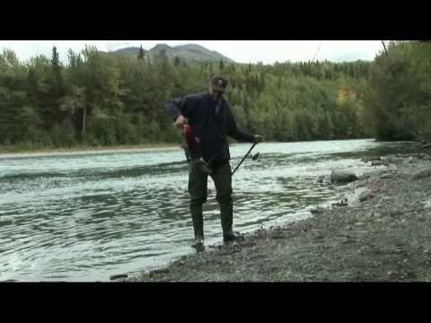 Alaska Moose Hunt, Salmon- Trout Fishing
