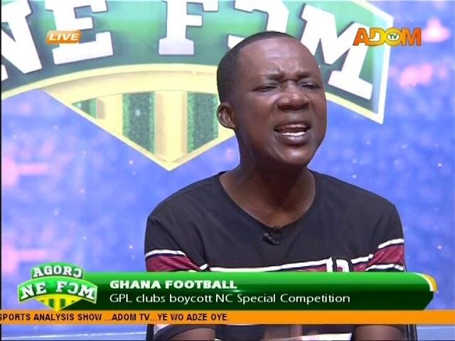 Ghana Football - Agoro Ne Fom on Adom TV (12-1-19)