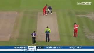 Best catch ever in the history of cricket -- Lancashire Vs Yorkshire