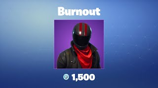 Burnout | Fortnite Outfit/Skin