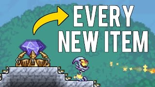 every new item in terraria update 1 3 4 pc dungeon defenders 2 crossover update