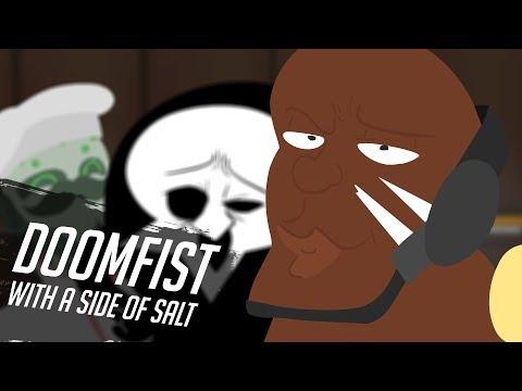 Doomfist with a side of salt