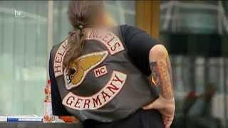 Frankfurt: Die Hells Angels