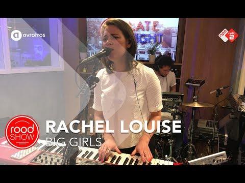 Rachel Louise - 'Big Girls' live @ Roodshow Late Night