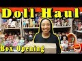 DOLL HAUL : Carpatina Doll, Project MC2 and Wellie Wisher Doll