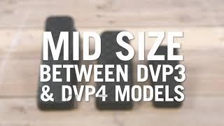 Dunlop DVP5 Volume (X) 8 - Pedalboard Ready Volume/Expression Pedal