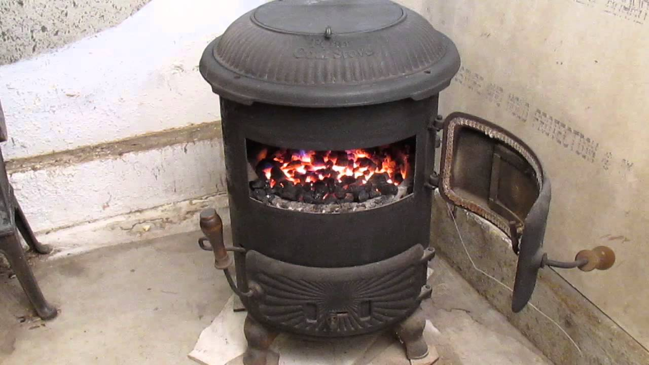 Penn Coal Stove Part 4 Of 5 Youtube