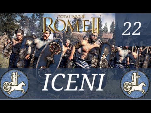 Let's Play Total War Rome 2:Iceni Survival Challenge #22