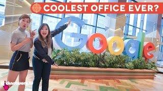 Gambar cover Coolest Office Ever? (Google Office Tour) - Hype Hunt: EP18