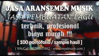 Dani MKD (Arranger Musik, Penulis Lagu) - JASA ARANSEMEN MUSIK, PEMBUATAN LAGU, STUDIO REKAMAN