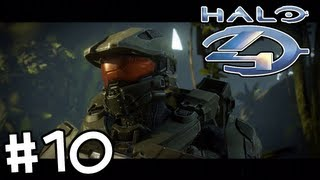 Halo 4 - Gameplay Walkthrough (Part 10) - Mission 4: Infinity (Rally Point - Alpha)