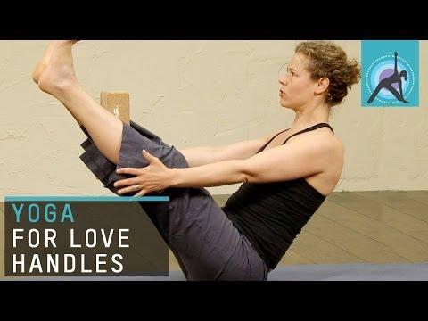 Yoga for Love Handles