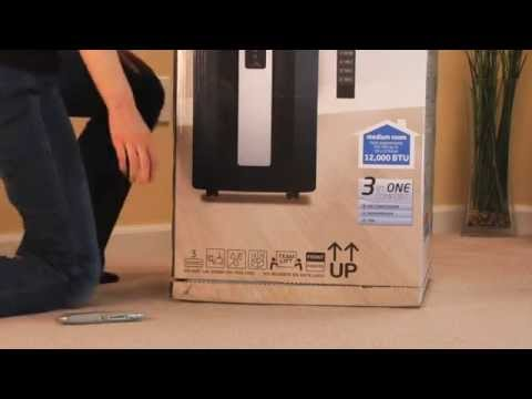 Learn How To Install A Haier Portable Air Conditioner Into