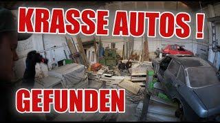 LOSTPLACE : KFZ Werkstatt voll mit AUTOS ! | ItsMarvin