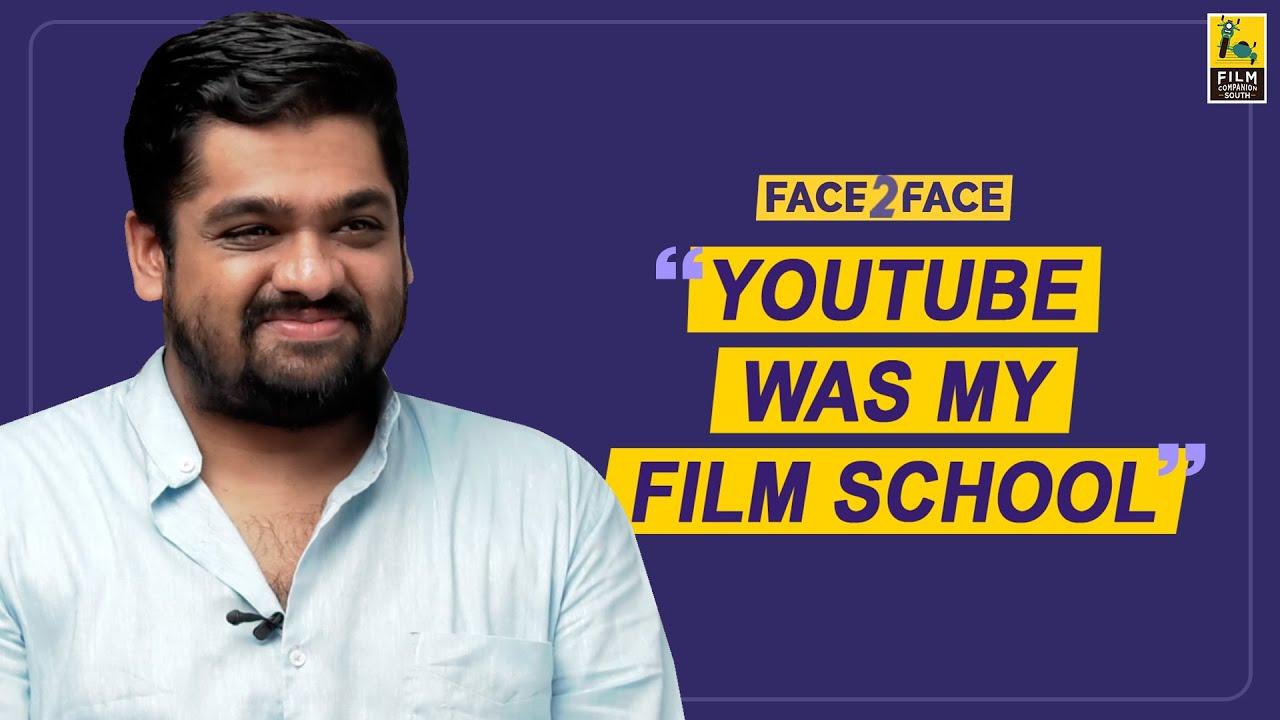 Rahul Riji Nair Interview With Baradwaj Rangan | Face 2 Face | Kho Kho | Rajisha Vijayan