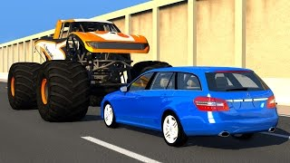 Extreme Head-On Collisions #2  - BeamNG DRIVE