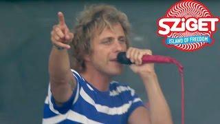 Awolnation - Sail Live @ Sziget 2015