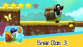 Snail Bob 3 Beyond The Sky Time Mode 25-26 Walkthrough Play levels and build areas! Recommend index