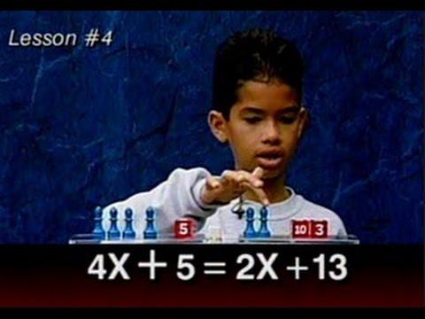 Algebra Made Easy: Hands-On Equations