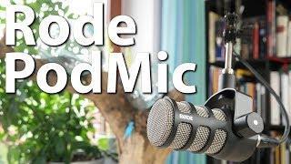 Rode PodMic im Test - Das ultimative Mikrofon für Podcaster und Streamer? - PodMic vs Procaster