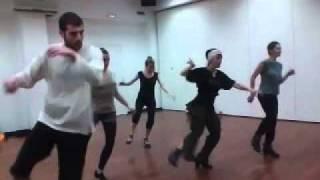 CURSO de CLAQUÉ (Tap-dance class) con Roxane Butterfly en Barcelona