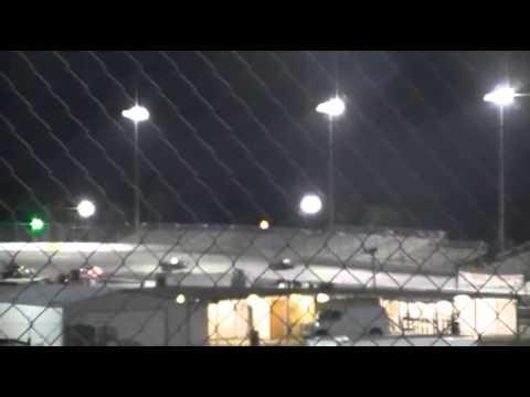 NSS May 9, 2015 mini stock race New Smyrna Speedway - Bobby Dooley #35
