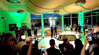 Lamborghini North Los Angeles - Unveiling The Huracan Performante