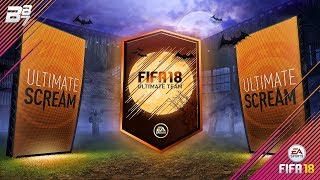 ULTIMATE SCREAM SQUAD BUILDING CHALLENGE! DRACULA'S 11 | FIFA 18 ULTIMATE TEAM