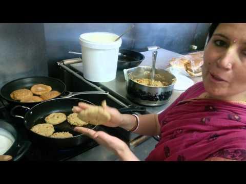 Kids Healthy Food Fresh Flour Part 3