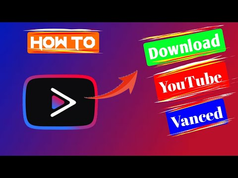 how to install youtube vanced..on android..