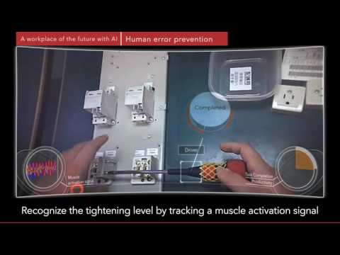 AI Technology for Human Activity Recognition of Workers Using Wearable Devices