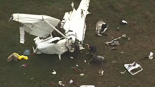 Ocala police chief killed in Marion County plane crash